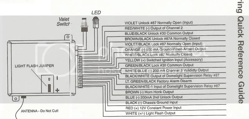 viper alarm wire diagram 20w led driver circuit install need help - honda-tech honda forum discussion