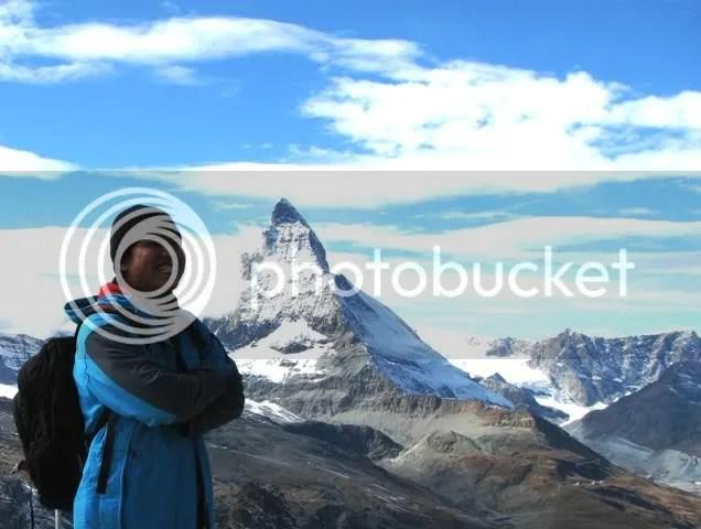 me and Matterhorn