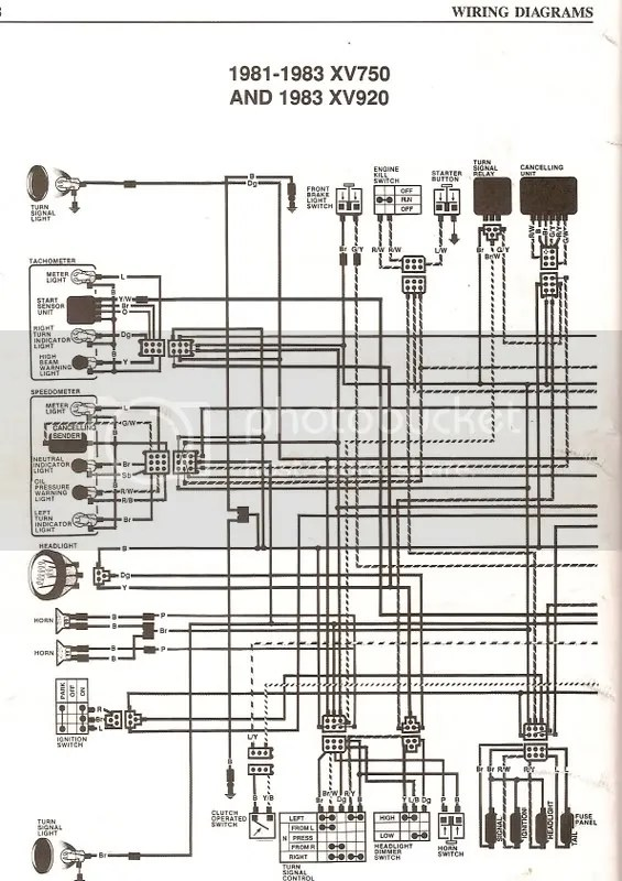 1972 yamaha 250 wire diagram