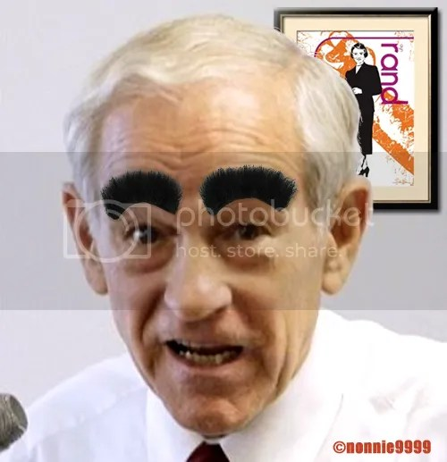 Ron Paul, Check Your Brows-er (6/6)