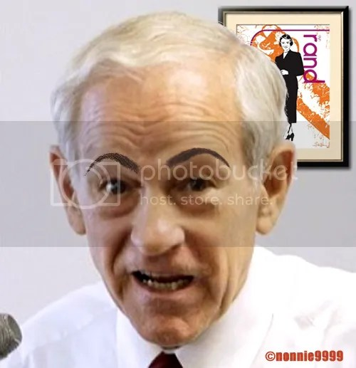 Ron Paul, Check Your Brows-er (2/6)