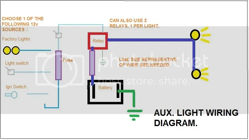 electric light wiring diagram toyota 4runner radio auxiliary orangetractortalks everything kubota here s a as promised