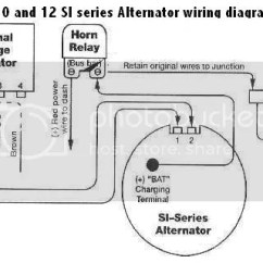 Alternator Wiring Diagram Internal Regulator Detailed Heart Labeled With Functions Voltage Data Today Ford Gm