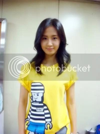 Yuri wearing jail Banc