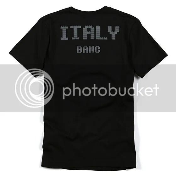 Italy Back
