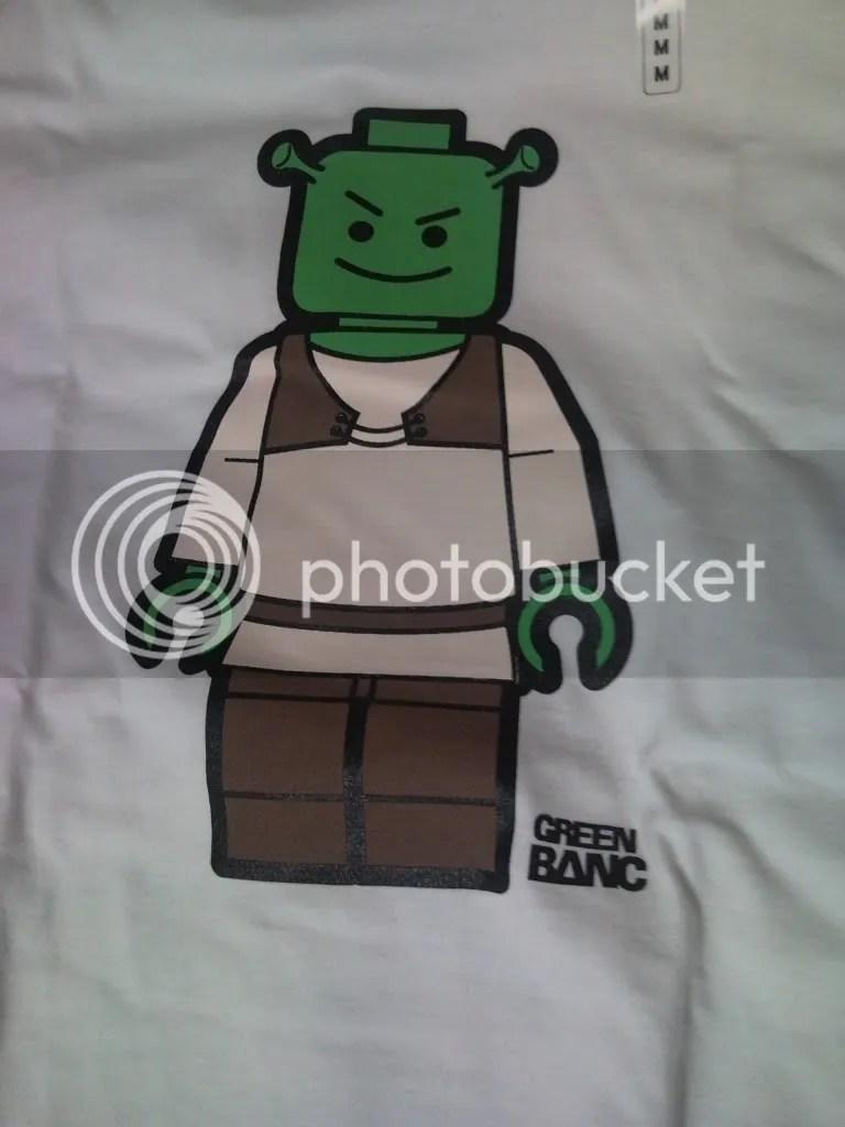 BANC Shrek Design Front