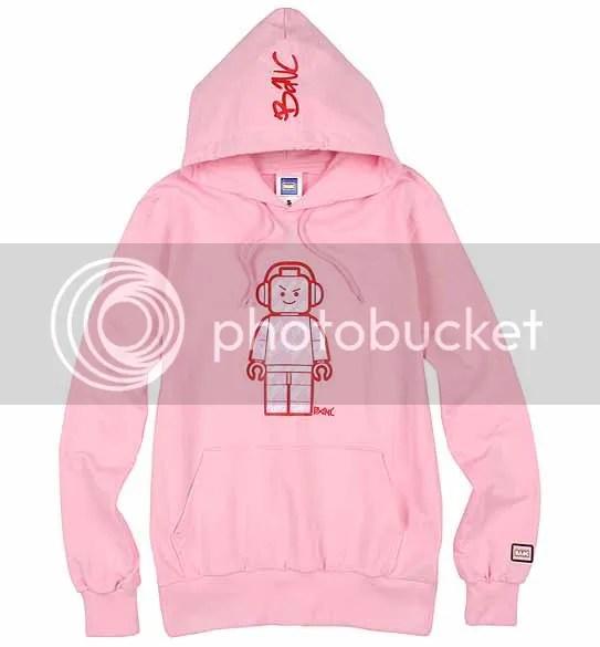 BANC pink Spring Hoodie