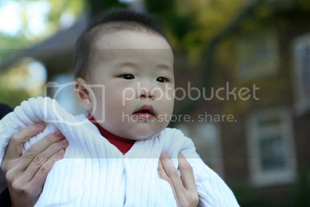 Micah at 7 months