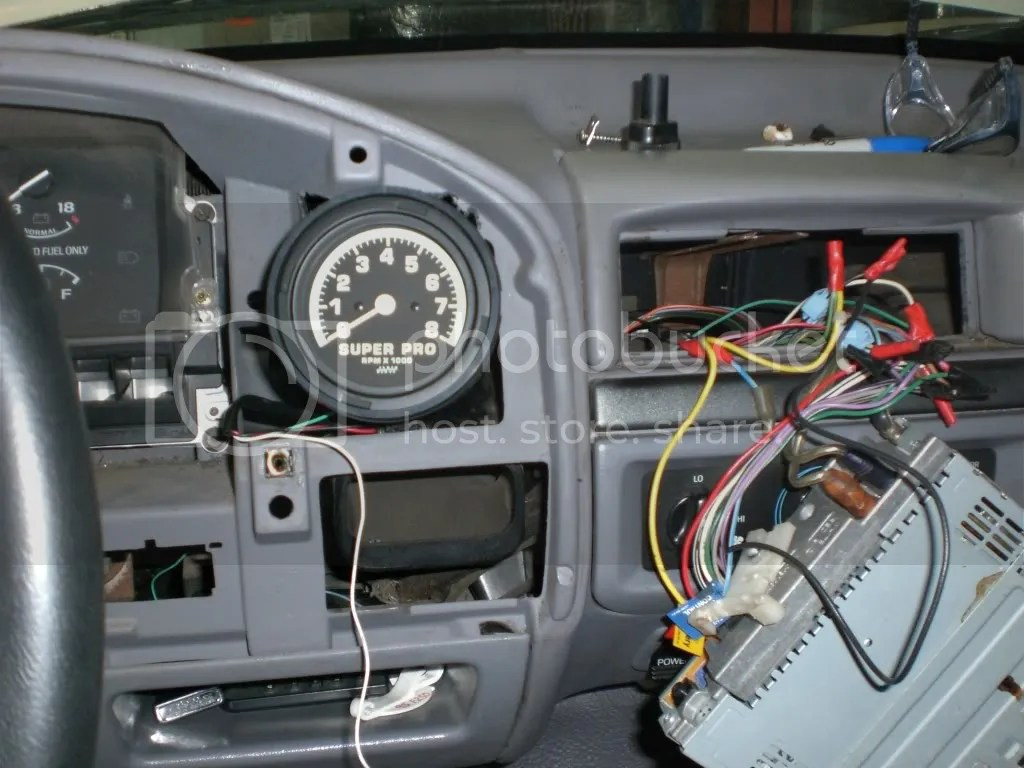 Ford Ignition Wire Diagram Help With Tach Install Ford Truck Enthusiasts Forums
