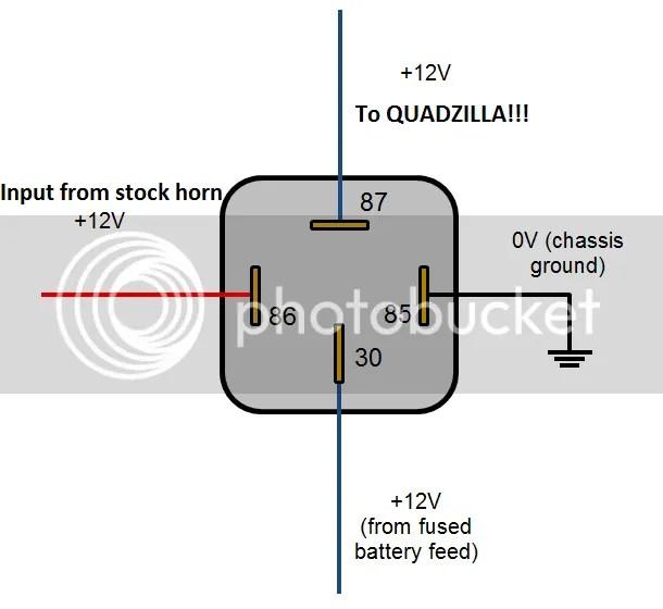 Wiring Diagram For Quadzilla