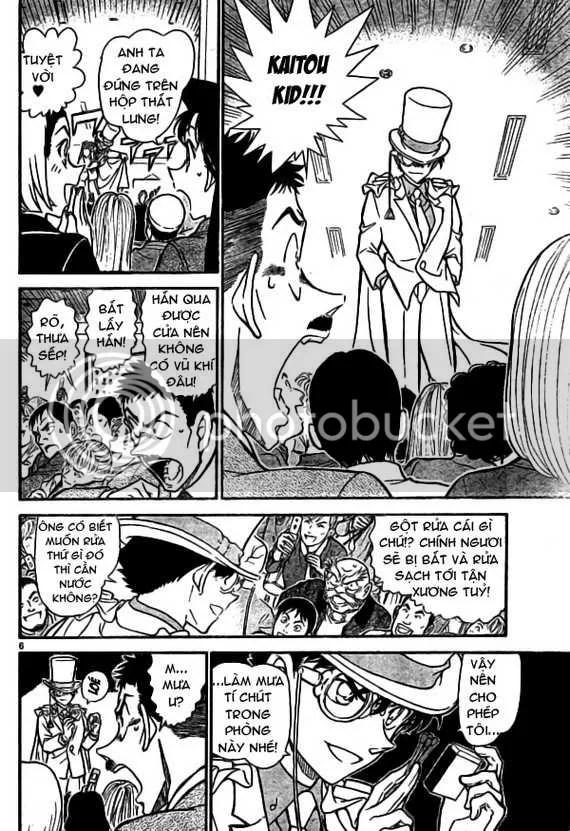 Conan  Chapter 733