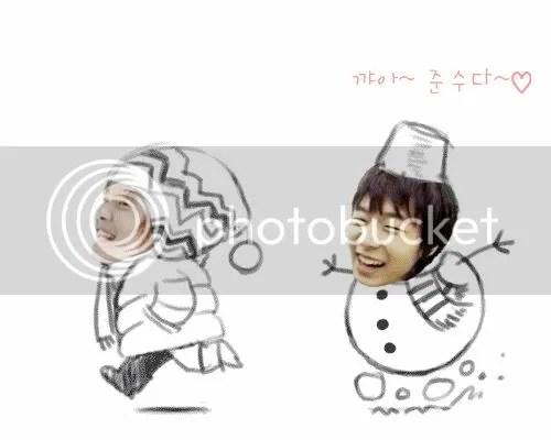 [23-05][Pics] Anh ghep YooSu day!!! ha ha ha!!! Chik vi cui!!!!!!!!