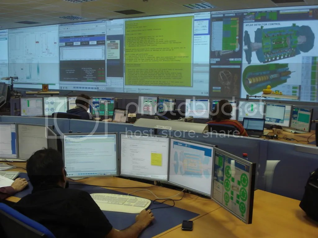 On shift in the ATLAS Control Room