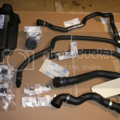 Bmw E46 Radiator Diagram Household Wiring India Cooling System Overhaul M54 530i