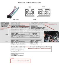 2007 Nissan Altima: Radio Wiring Diagram..radio/cd Player ...