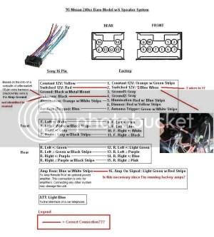 2000 Nissan Altima Radio Wiring 2000 Free Printable