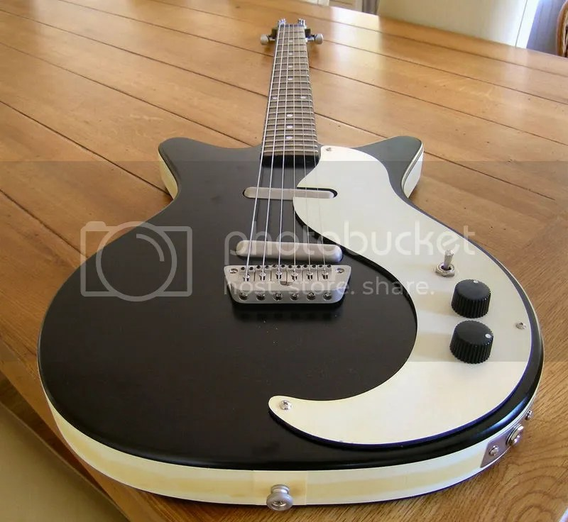Papier Mache Guitar