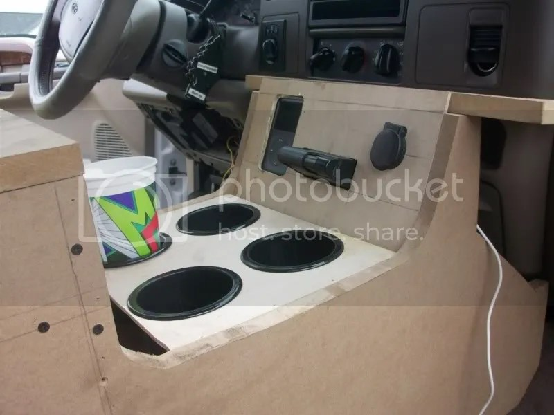 Custom Center Console for 2000 F350  Page 8  Ford