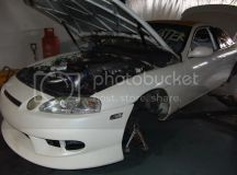 NRG Drift/Time Attack Soarer build up pics