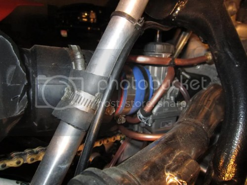 small resolution of honda cr500 wiring harnes
