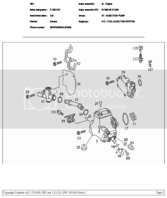 Mercedes Benz 112 Engine Diagram ML320 Parts Diagram