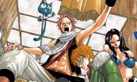 Fairy Tail, Hiro Mashima, Actu Japanime, Japanime, A-1 Pictures, Satelight, Manga