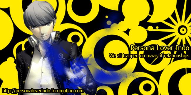 Persona Lover Indo