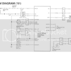 Contactor Wiring Diagram Problems Telephone Patch Panel Pre 01 Foreman 450 Not Electric Shifting!! Help - Honda Atv Forum