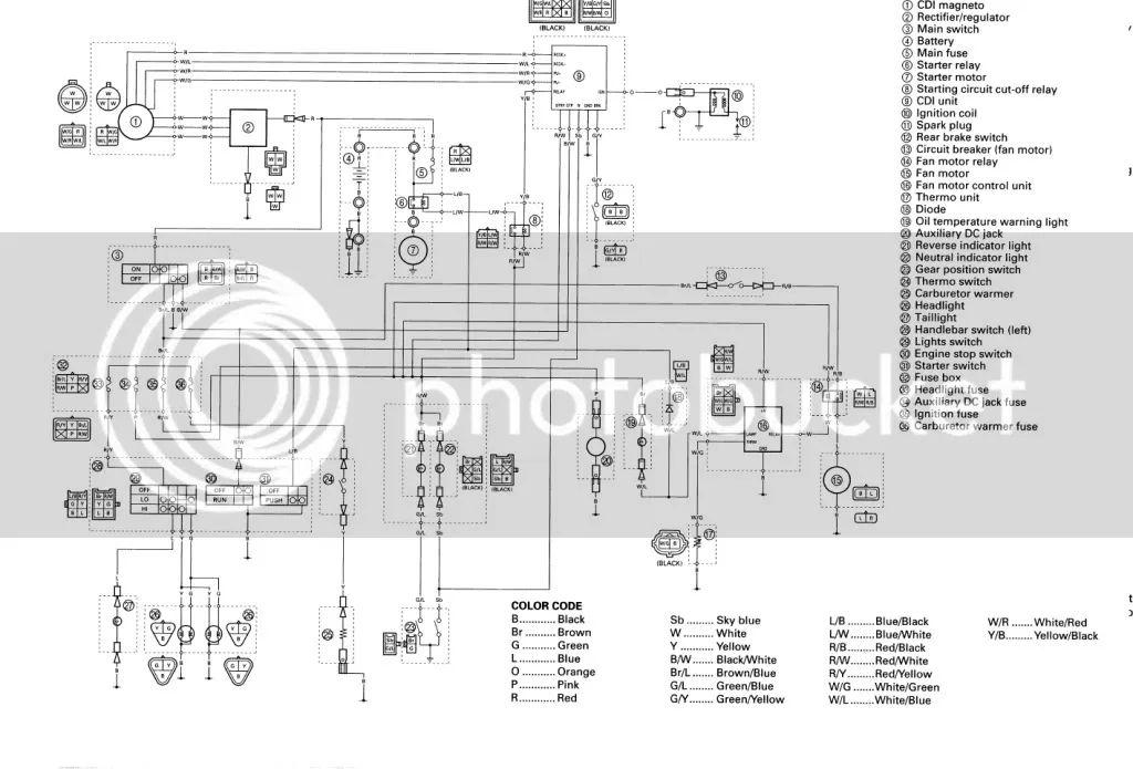 big bear 400 wiring schematic