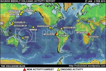 SI/USGS Weekly Volcanic Activity Report 27 January-2 February 2010