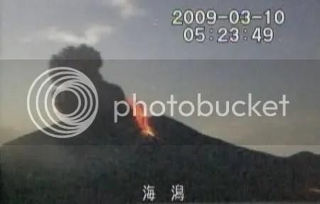 Sakura-jima 10 March 2009 (4)