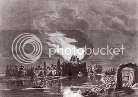 Carl Kuntz, Der Stein zu Worlitz (c.1796)