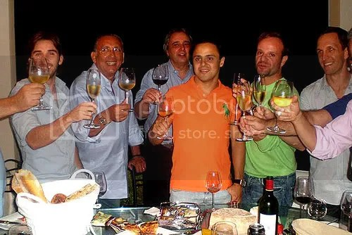 Rubens Barrichellos birthday