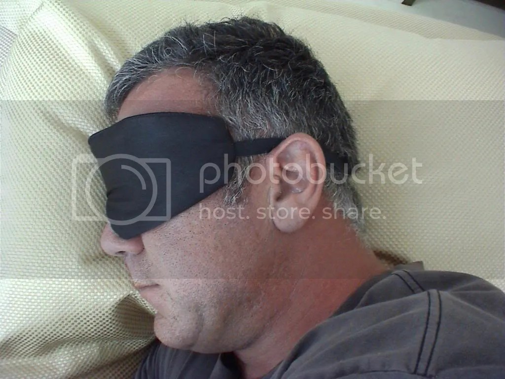My Magnetic Therapy Eye Mask Pictures, Images and Photos