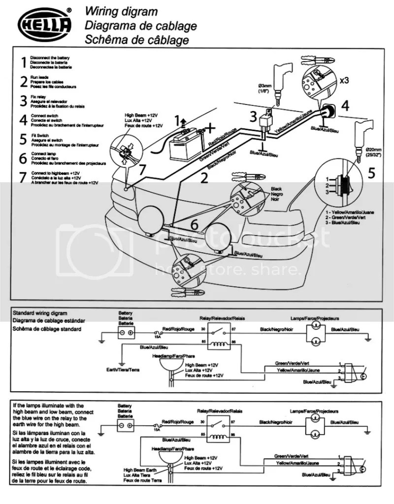 hight resolution of hella 500 wiring helpi have attached the wiring diagram so you can take a look at