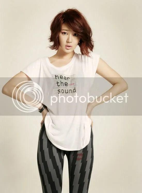 Eun Hye,nylon