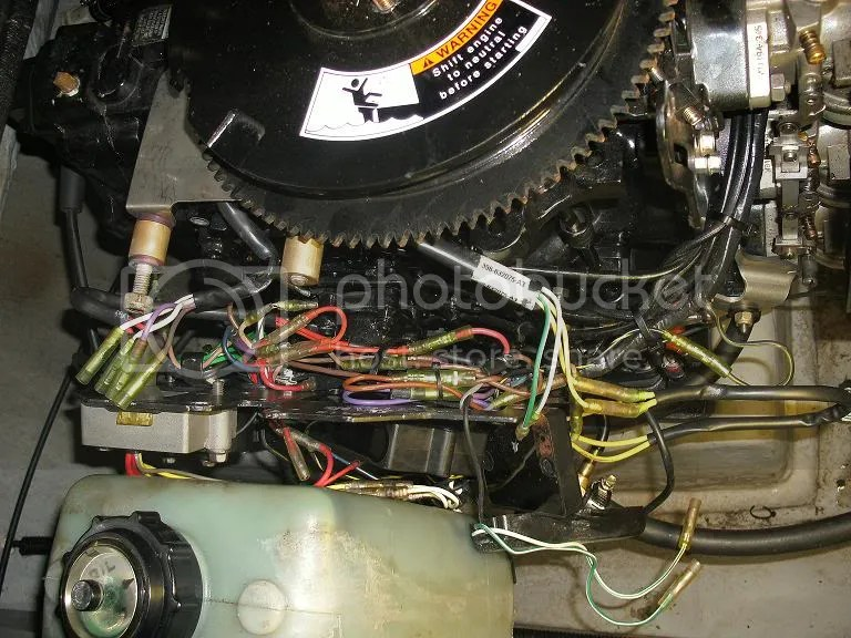 Mariner Ignition Switch Wiring Diagram Regal Rush Sport Jet 90 Questions Spark And Starting Out