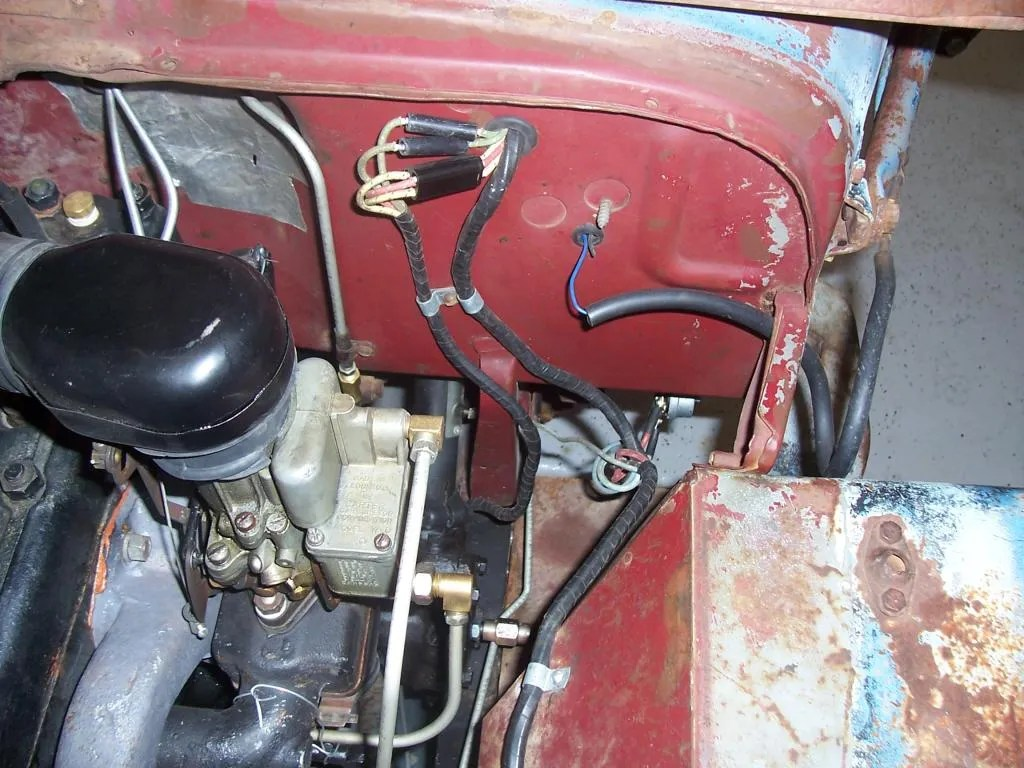1947 Willys Cj2a Wiring Diagram Get Free Image About Wiring Diagram