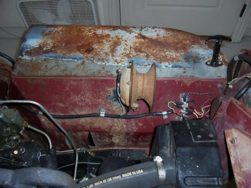 small resolution of cj 2a wiring block picture wanted the cj2a page forums cj2a wiring harness diagram willys cj2a