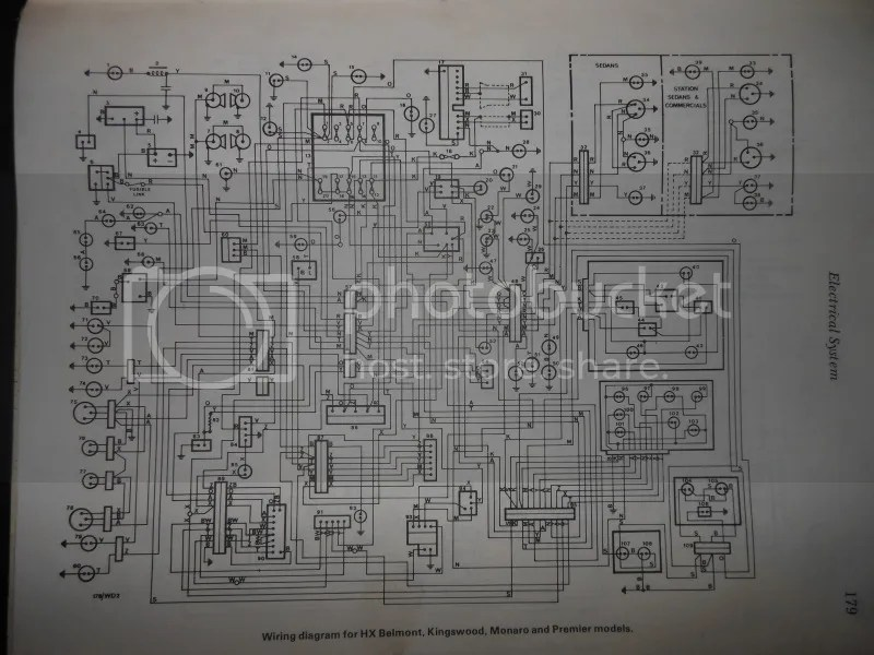 wb holden wiring diagram 2003 s10 stereo need a diagram- hx / z kingswood - fbekholden.com