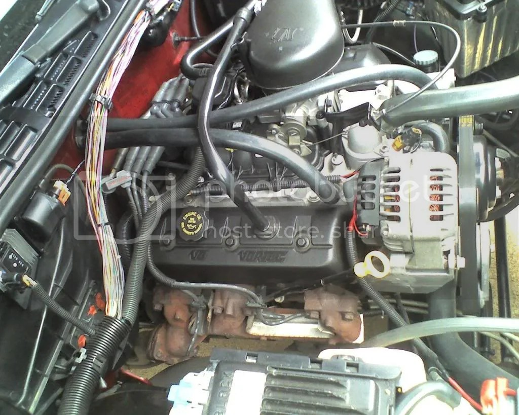 2004 Chevy Cavalier Engine Diagram Engine Bay Cleanup 98 Extended Cab S10 S 10 Forum