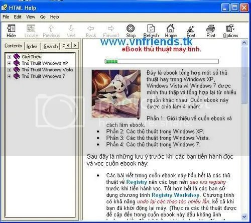 Thủ thuật Windows XP,Vista,Seven, vnfriends.tk