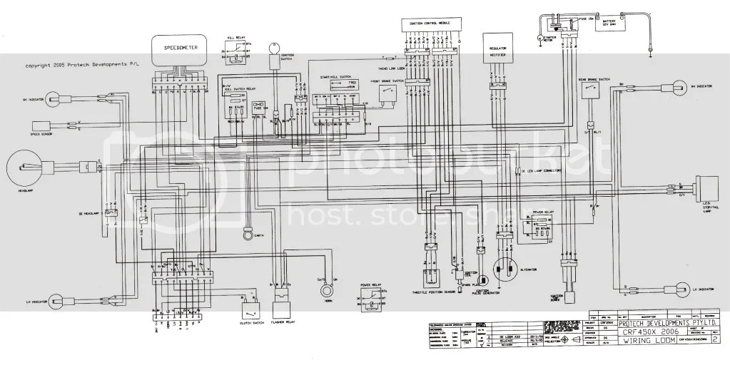 Adr Wiring Diagram For 06 250x Dbw Dirtbikeworld Members