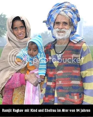 ältester Vater Der Welt