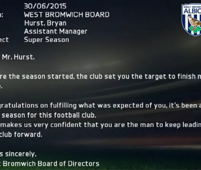 Video Diary Of Fifa Manager Bhurst99
