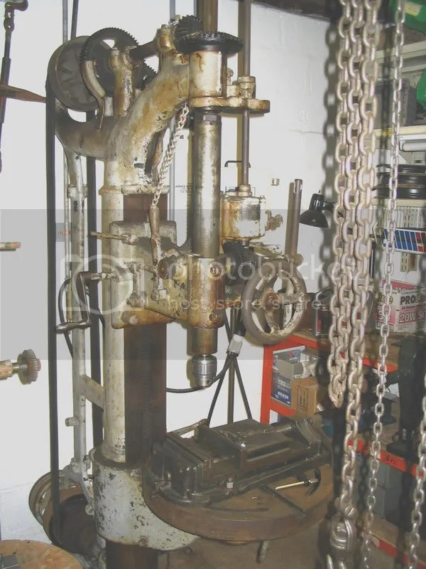 Buffalo Drill Press For Sale