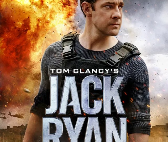 Jack Ryan On Amazon Prime Right Up There
