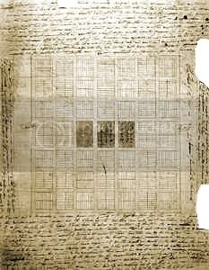 1833 Plat of Zion