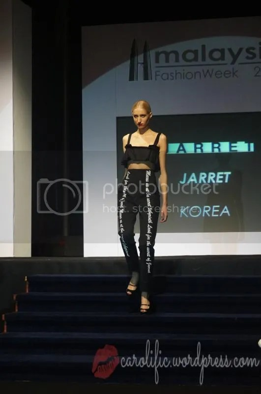 Jarret, Asia Fashion Week, Mercedes Benz, Stylo, 2014