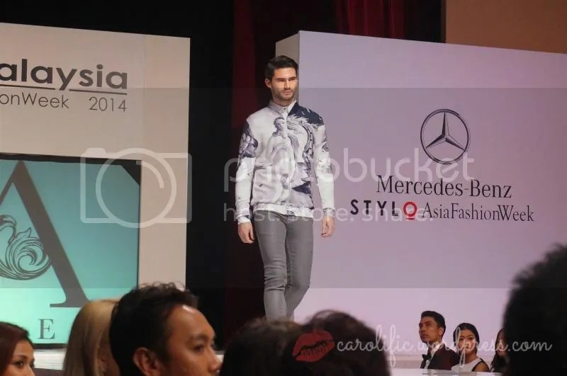 Avel Bacudio, Asia Fashion Week, Mercedes Benz, Stylo, 2014